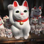 【世田谷エリア散歩】招き猫電車と豪徳寺 フリー切符活用