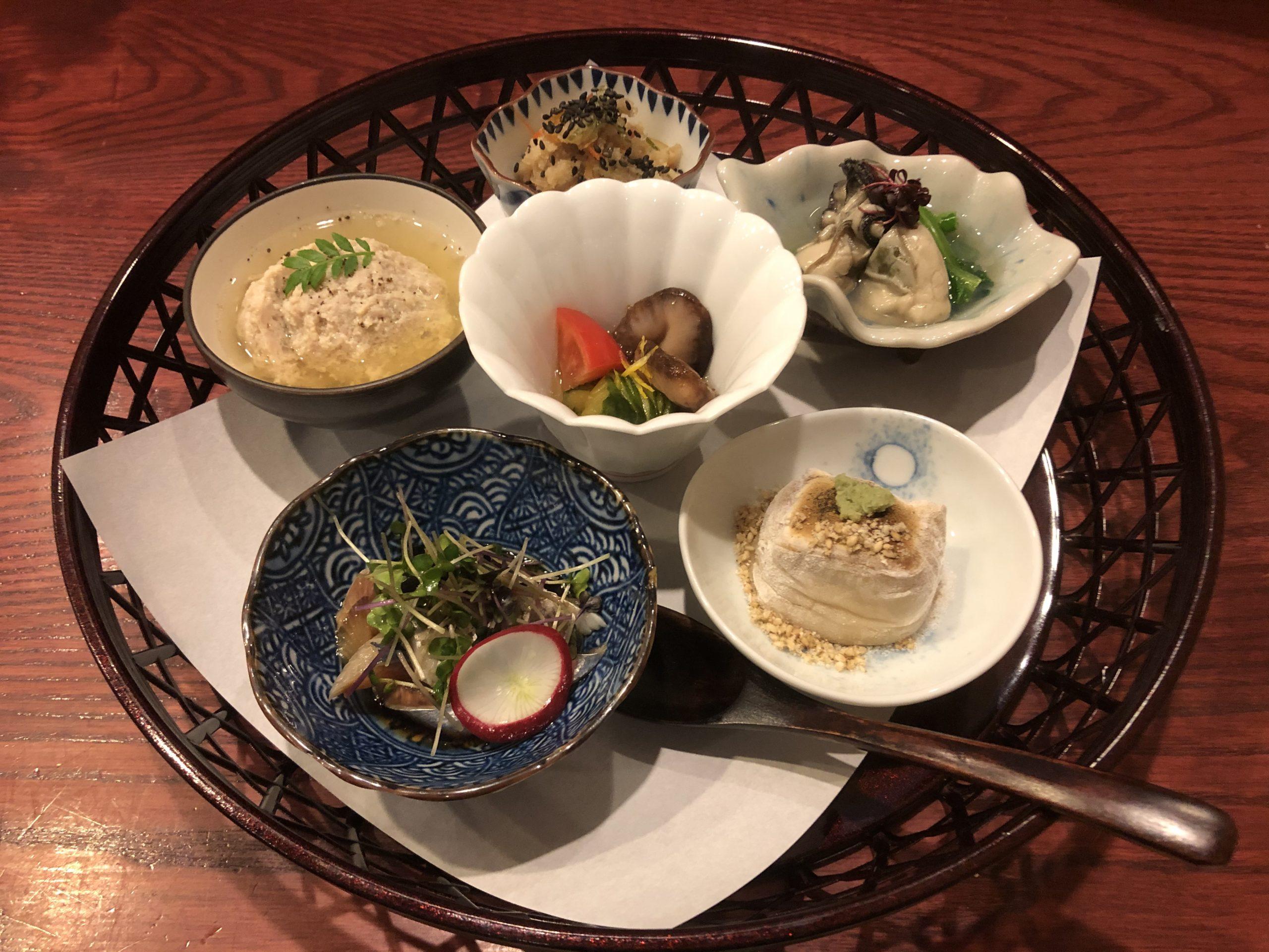 日本食 ゆうがた